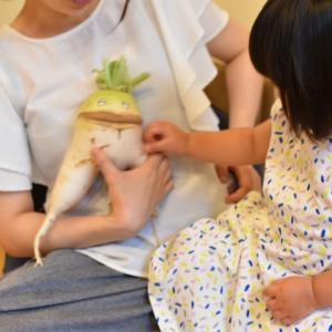ミニ大根「小太郎」片付けました。ユニークな形の大根達が沢山です。