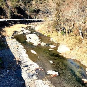 名栗川のヤマメ釣り解禁は3月1日。放流場所はどこに?