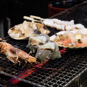 海鮮好きなら是非!見るだけでも楽しい近江町市場