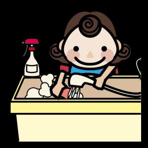 妊婦さんのお風呂掃除には柄付きブラシと旦那の協力が大事!