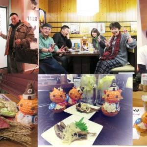60.5kg 高知県のモリモリと北見飲食巡りo(^▽^)o 61㎏の壁を超えられたのは…