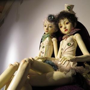 Minagawa Doll 魅了されてきました( *´艸`)