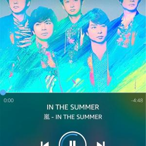 IN THE SUMMER配信とタグ