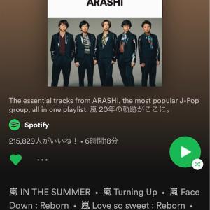 Spotifyのシャッフルなかなか良い