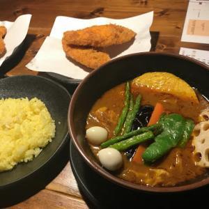 札幌ドーム近郊でスープカレーをランチや夜ご飯に!アジアンバーラマイ(RAMAI)をブログで紹介!