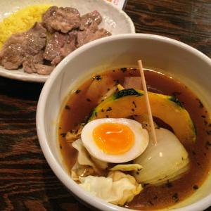 札幌グルメスープカレーをすすきので食べられるお店はどこ?元祖札幌ドミニカスープカレー専門店!