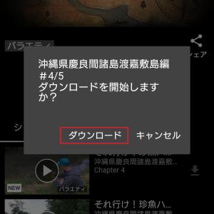 釣りビジョンVODの動画ダウンロード、オフライン視聴方法、注意点を解説!
