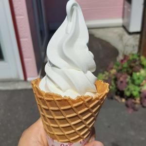 長沼町スイーツ「あいすの家長沼本店」をブログで紹介!ソフトクリームとジェラートどっちにするか悩みます…