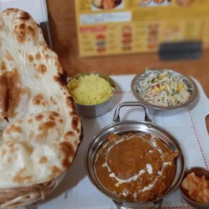 札幌北区でインドカレーやナンをランチに楽しめる【インド料理 ラム】をブログで紹介!