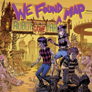 カリフォルニアのポップパンクバンド「We Found A Map」がニューEPをリリース