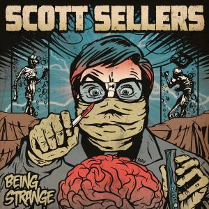 RufioのフロントマンScott Sellersがニューアルバム「Being Strange」をリリース