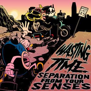 トロントのポップパンクバンド「Wasting Time」がニューEPをリリース