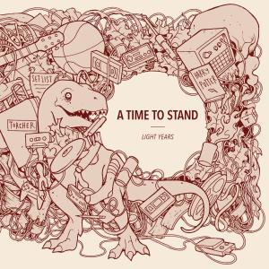 ドイツのポップパンクバンド「A Time To Stand」がニューEPをリリース