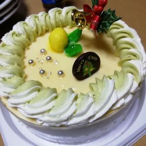 2019年のクリスマスケーキは爽やかレモンのクリスマスケーキに決まり!
