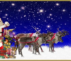 クリスマスのサプライズはこれで決まり!サンタクロースやヒーローから手紙が来たら子どもは大喜び!