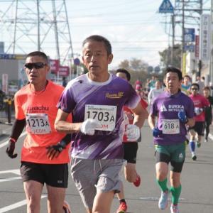 第15回はだの丹沢水無川マラソン