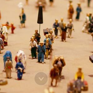 【江戸東京博物館】こどもが歴史を知る良い場所です