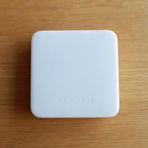 【SwitchBot Hub mini レビュー】3000円台で買える安いのに高性能なスマートリモコン:出来ることや設定も【家電の買い替え不要でスマートホーム化】