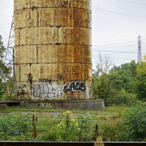観光地を離れ廃墟と戯れる沼おじさん - ナイアガラフォールズ