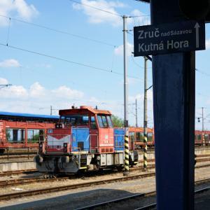 チェコの列車旅 #2 〜 プラハへ向かう沼おじさん