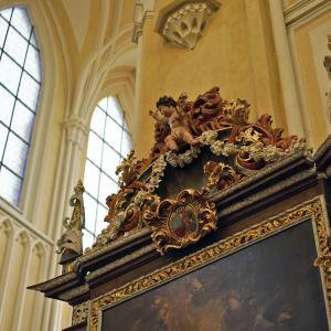 『 光の教会 』クトナー・ホラの聖母マリア大聖堂