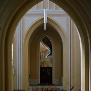 美しすぎる螺旋階段と屋根裏 - クトナー・ホラの聖母マリア大聖堂