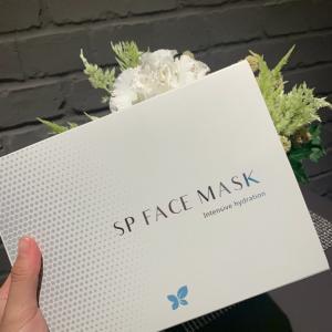SP FACE MASK プロテオグリカンのマスク!!