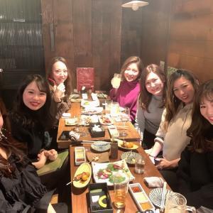 cheri  beauty clinic 新年会♬