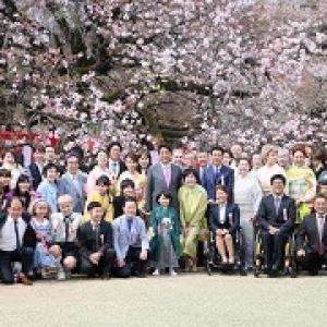 安倍昭恵夫人 発起人 TAKE Peace Project 桜を見る会では昭恵枠?