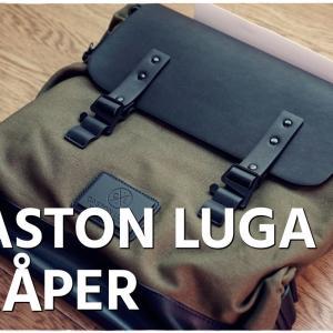 ガストンルーガ「プロペール」レビュー!散歩から外仕事まで使える万能バッグ