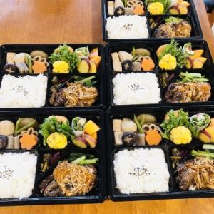 お弁当のご注文(^_^)