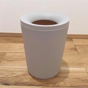 ゴミ箱のビニール袋を見せない!うまく隠す固定法