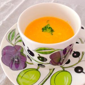 ハッピーハロウィン♪温かいスープが嬉しい季節