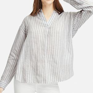 梅雨に活躍する素材としてリネンが熱い!おすすめシャツ
