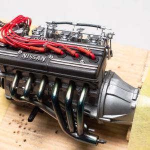 S20 エンジン タミヤ1/24 日産 スカイラインGT-R #12