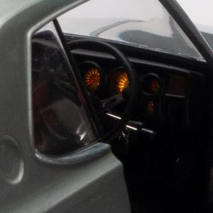 ボディとシャシーを合体 & LED タミヤ1/24 日産 スカイラインGT-R #22