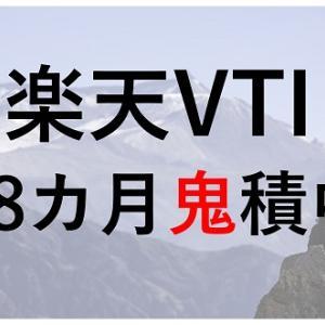 【実績公開】楽天VTIを毎日2万円積立!【インデックス投資】