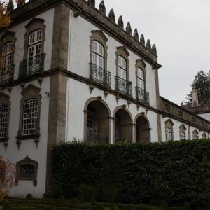 スペイン国外にある唯一のパラドール、カーザ・ダ・インスア(Casa da Ínsua)