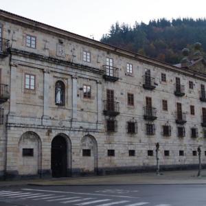アストゥリアスの壮大な修道院、Parador Corias / パラドール・コリアス