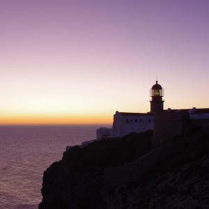サグレシュ (Sagres) の夕日