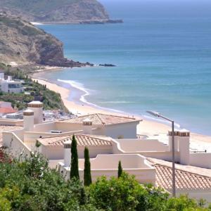 アルガルブのお勧めビーチ、Salema(サレマ)