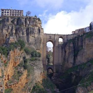 南スペインの観光名所・ロンダ(Ronda)とパラドール