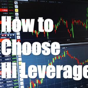 海外FX~ハイレバレッジはどれを選ぶのが適切か
