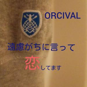 購入して2年 ORCIVALのパーカーが秀逸パーカー選びの条件2つ