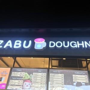 AZABU DOUGHNUTSでオレオチュロス♫