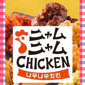 韓国チキンでおうちチメク〜♫