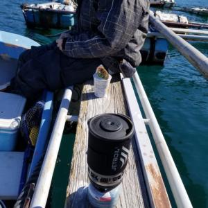 三重県 石倉渡船カマス釣り
