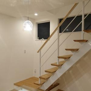【住んでみて分かること⑥】スケルトン階段の思わぬメリット