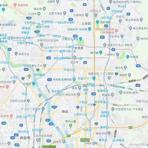 京都を効率よく観光。電車だけで観光できる方法。1日でどれぐらい周れるか。