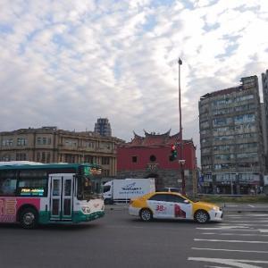 <番外編> 台湾でタクシーに乗る